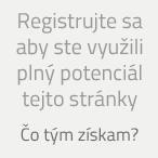 výhody registrácie